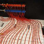 Boardertown Hydronic Heating Manifold Installation