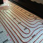 Bordertown Hydronic Floor Circuit 2
