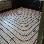 Bordertown Hydronic Floor Circuit